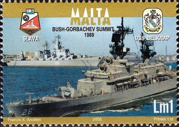 """La Slava """"Belknap"""" Stamp210"""