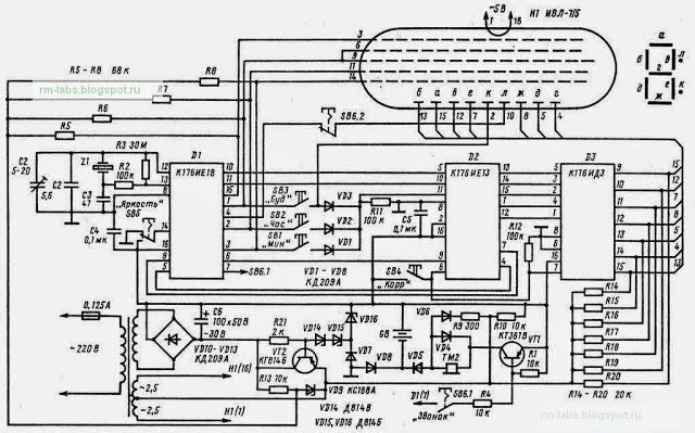 Les fabriques électronico-horlogères de Karatchaïévo-Tcherkessie Uaa_6-10