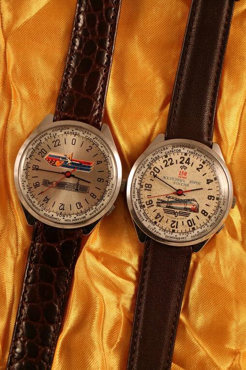 Les Raketa 24 heures soviétiques (2e partie: Les 2623.H spéciales) Ya1010