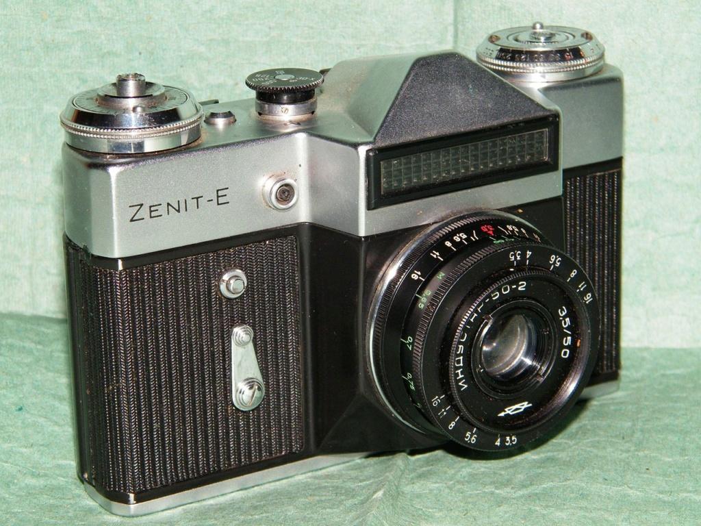 """Timer pour laboratoire photo """"Zenit"""" (""""Yantar"""") Zenit10"""