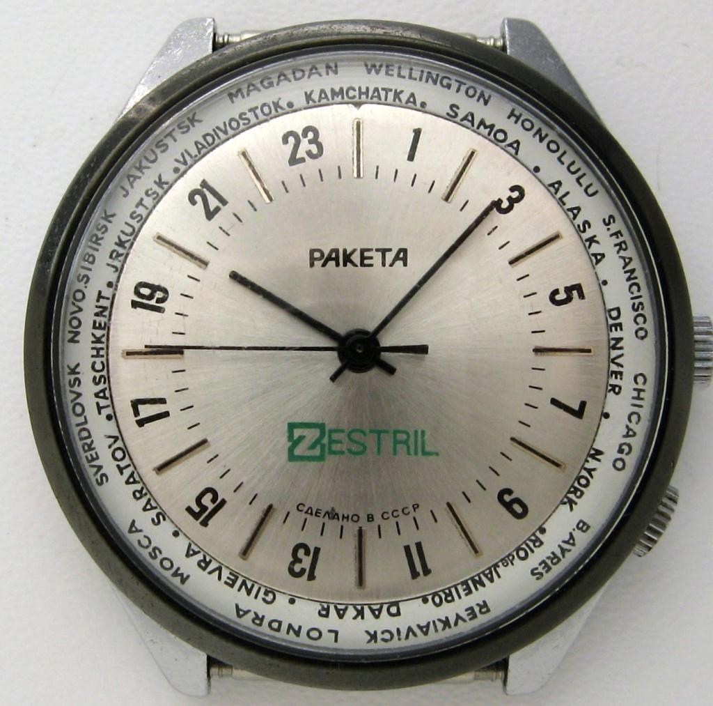 Les Raketa 24 heures soviétiques (2e partie: Les 2623.H spéciales) Zestri10