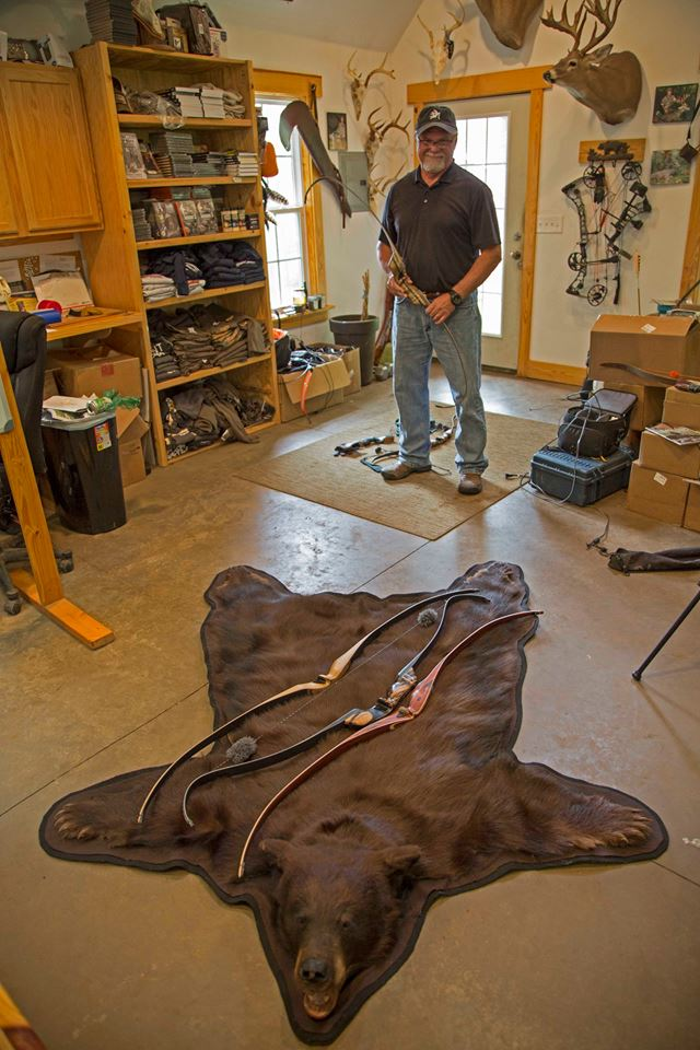 timberghost archery Suite510
