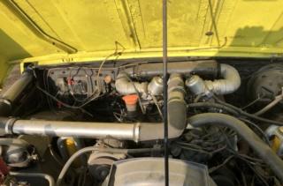 Moteur V8 Range Rover 8ff5c810