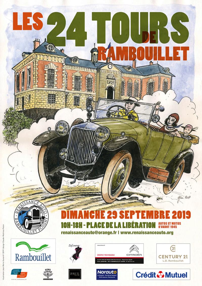 Les 24 Tours de Rambouillet 29 sept. 2019 Aff_2410
