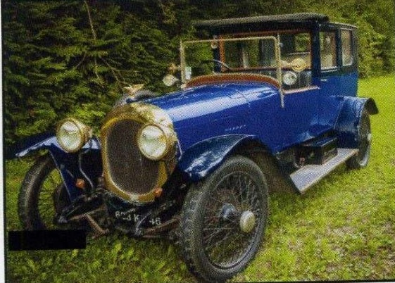 Chenard et Walcker 1919 Img57710
