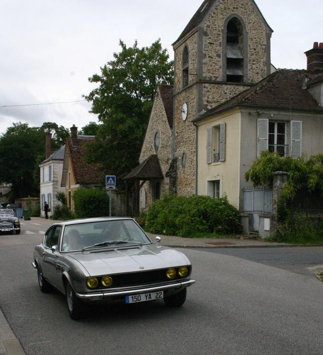 116ème Rendez-Vous de la Reine - Rambouillet le 17 juin 2018 Img_3087