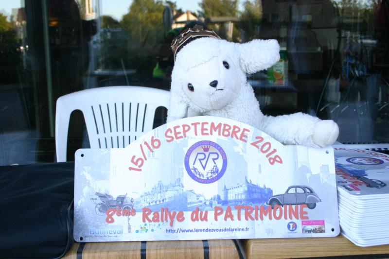 8ème Rallye du Patrimoine du 15 et 16 septembre 2018 Img_4010