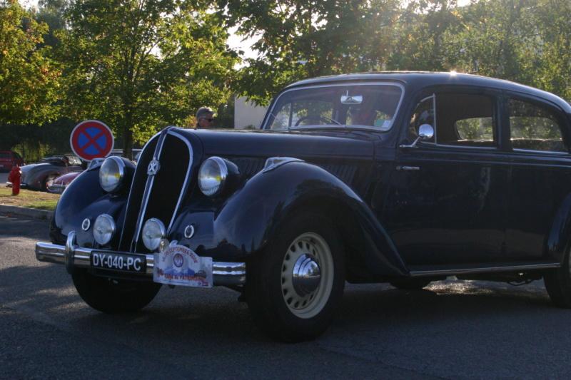 8ème Rallye du Patrimoine du 15 et 16 septembre 2018 Img_4025