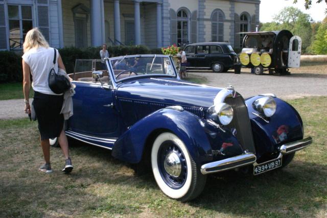 Le Rendez-Vous de la Reine & Le Loisir de Conduire - Journées du Patrimoine - Château de Groussay  -  Septembre 2020 Img_7964