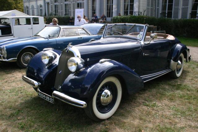 Le Rendez-Vous de la Reine & Le Loisir de Conduire - Journées du Patrimoine - Château de Groussay  -  Septembre 2020 Img_8019