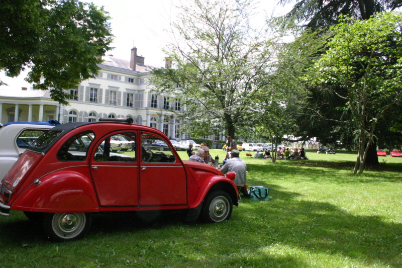 146ème Rendez-Vous de la Reine - Rambouillet, le 20 juin 2021 Img_9349