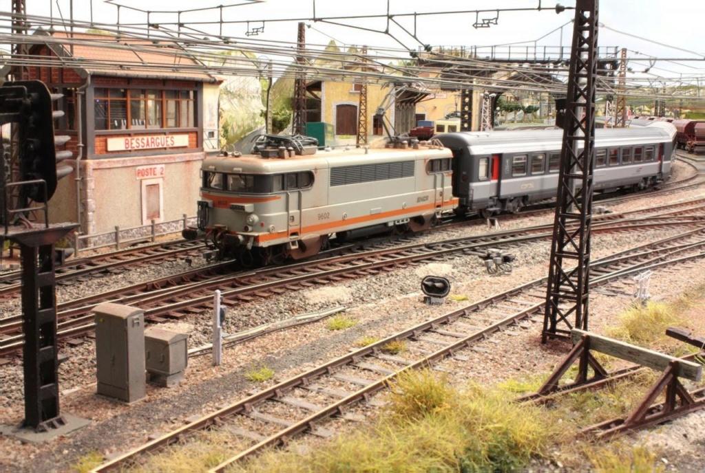 Train HO à Rambouillet Reseau10