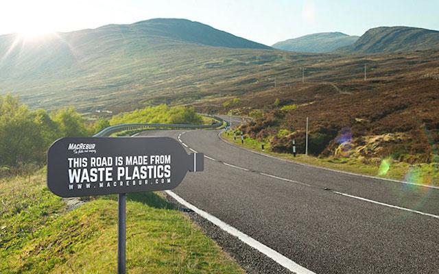 Construire des routes avec les déchets plastiques Route-10