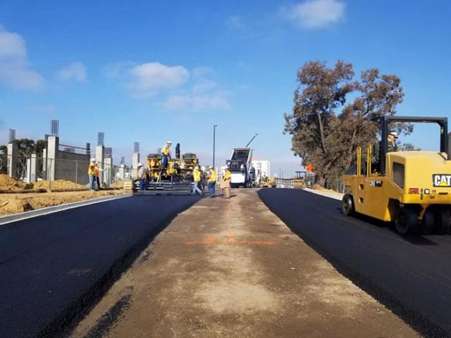 Construire des routes avec les déchets plastiques Route110