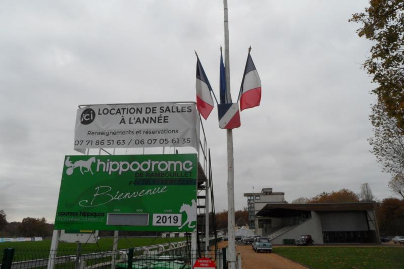 133e Rendez-Vous de la Reine - Rambouillet le 17 novembre 2019 Sam_0310