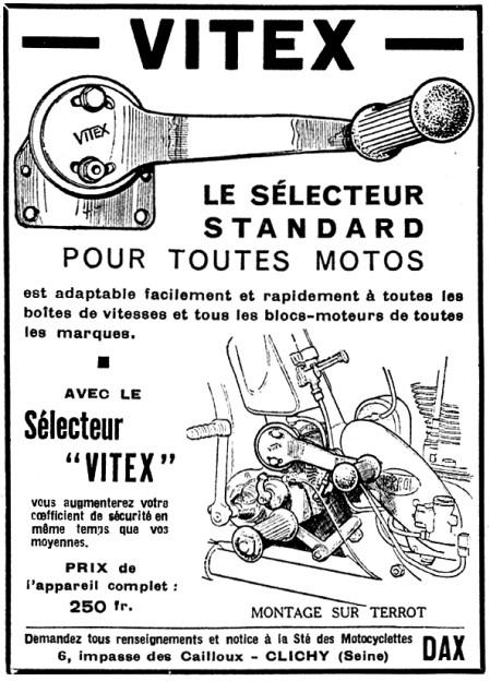 ANCIENNES PUBLICITÉS et patrimoine culturel - Page 2 Vitex-10
