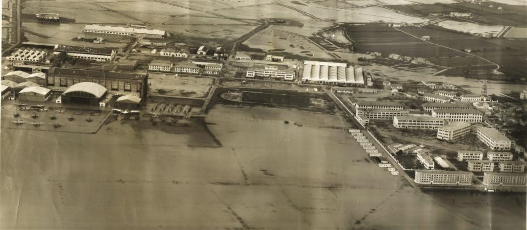 [ Les Musées en rapport avec la Marine ] Musée de l'Aeronautique Navale de Rochefort - Page 13 Base1_10