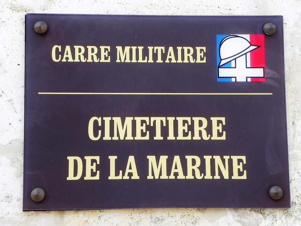 [Le service de santé] Cimetière de la Marine à Rochefort C13