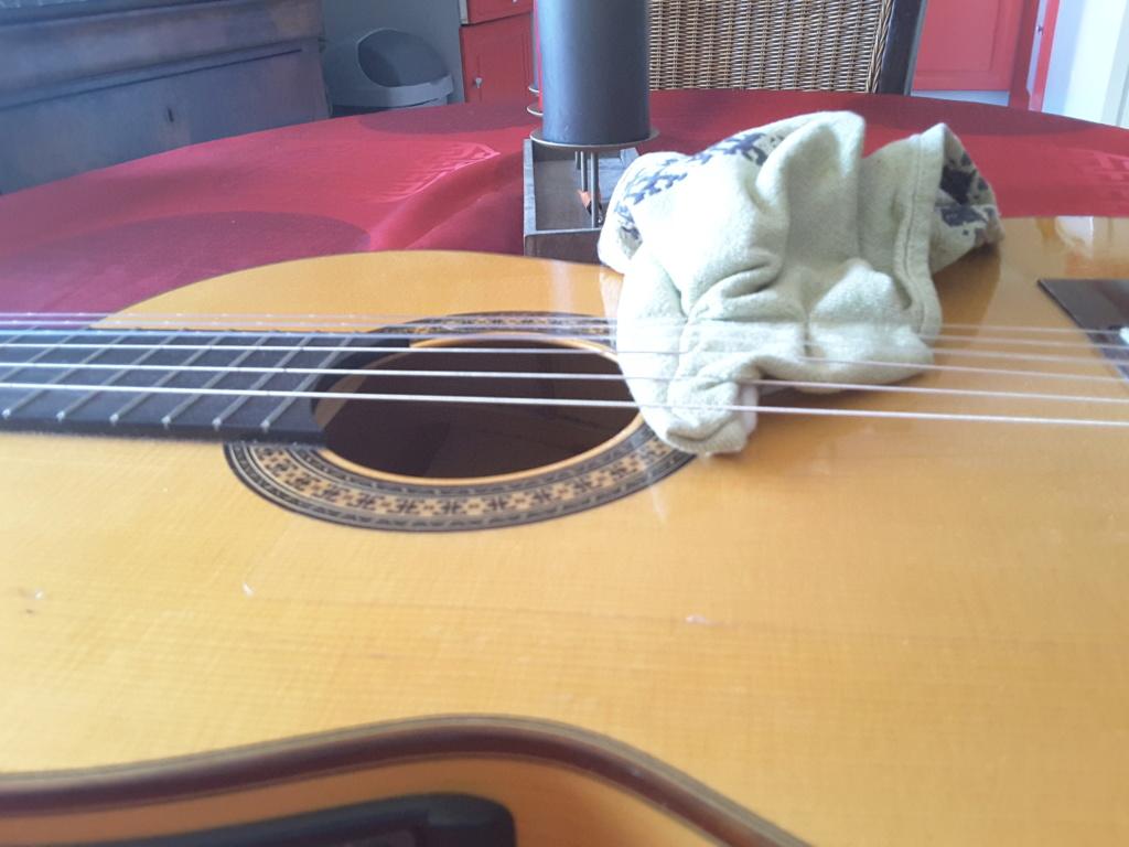 Inclinaison manche de guitare classique  Photo_11