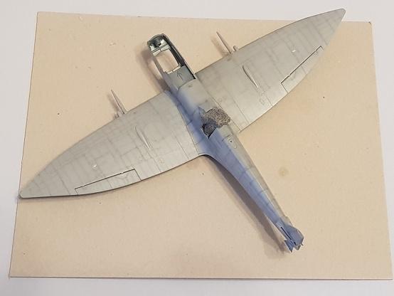 Spitfire Mk.VIII HF Eduard 1/48 - Page 2 2019-033