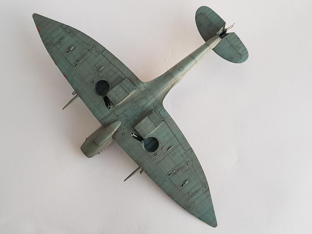 Spitfire Mk.VIII HF Eduard 1/48 - Page 2 2019-042