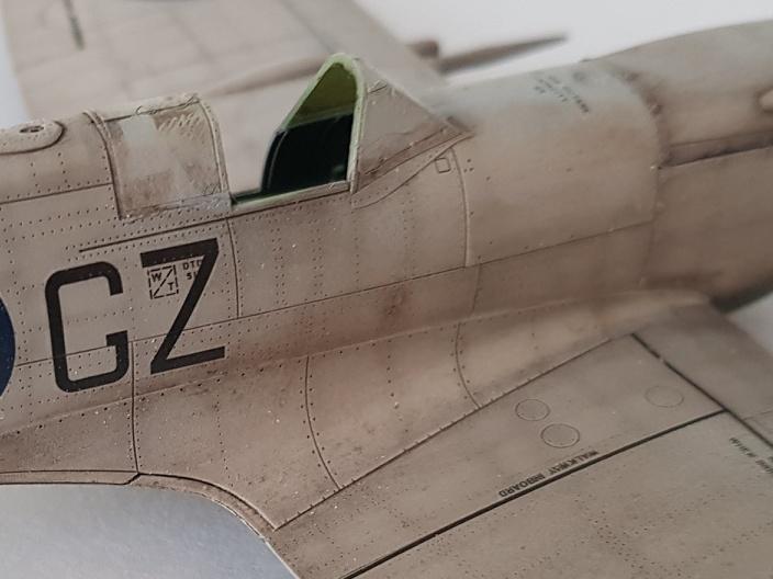 Spitfire Mk.VIII HF Eduard 1/48 - Page 2 2019-044