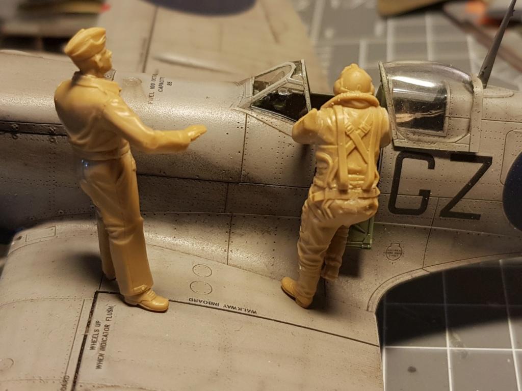 Spitfire Mk.VIII HF Eduard 1/48 - Page 2 2019-050