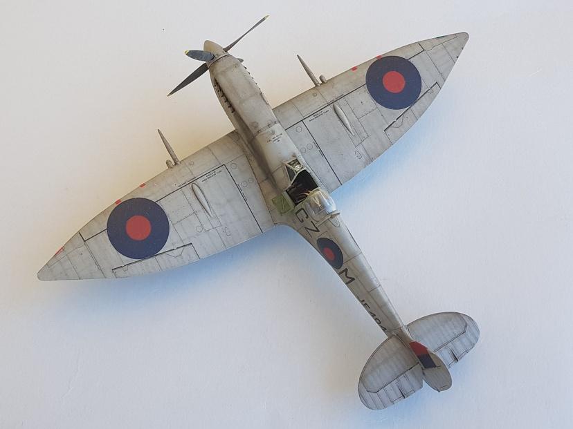 Spitfire Mk.VIII HF Eduard 1/48 - Page 2 2019-062