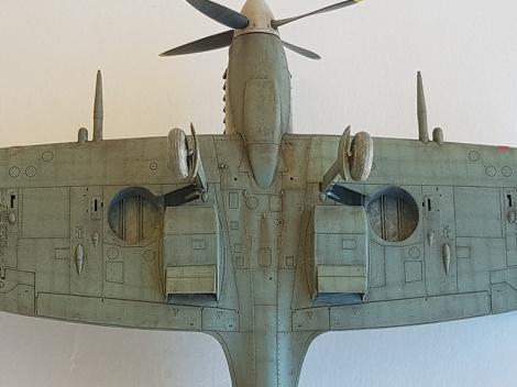 Spitfire Mk.VIII HF Eduard 1/48 - Page 2 2019-068