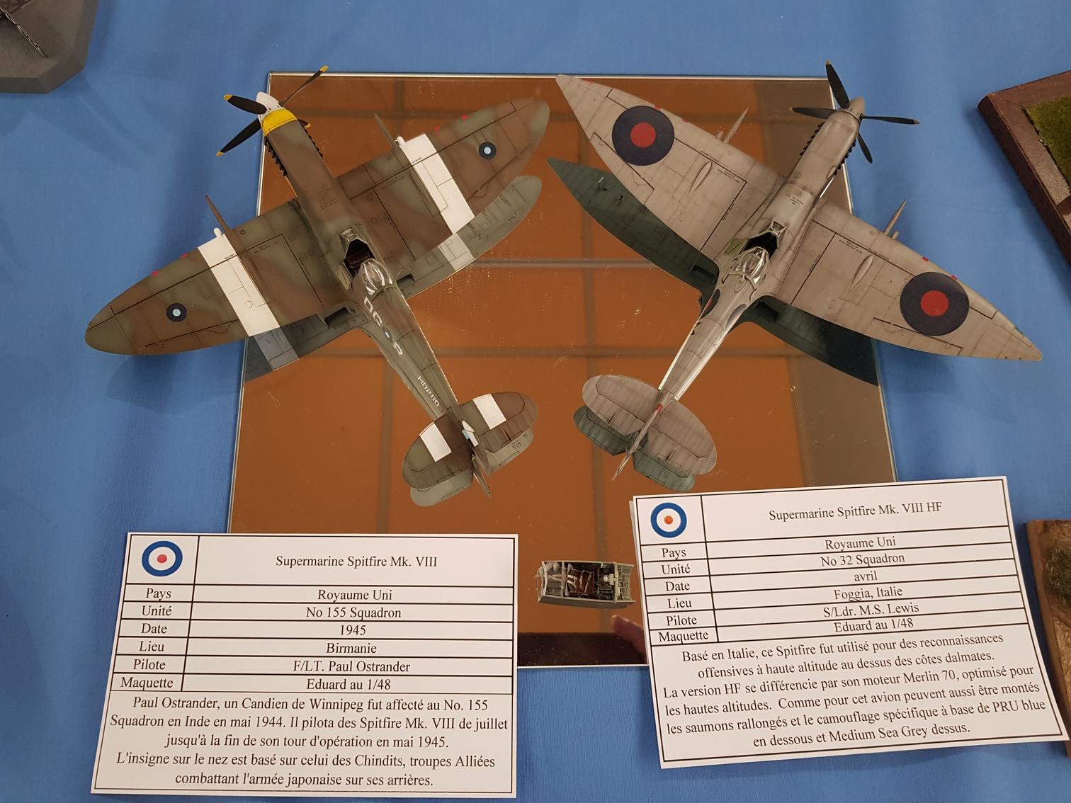 Spitfire Mk.VIII HF Eduard 1/48 - Page 2 2019-069