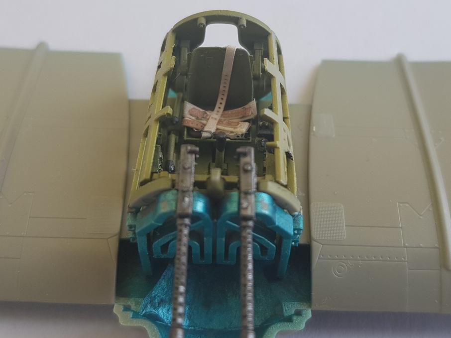 """Chasseur embarqué Type 96 aussi connu sous le nom de  Mitsubishi A5M4  et de """"Claude""""  pour les américains (Fine Molds 1/48) 2019-077"""