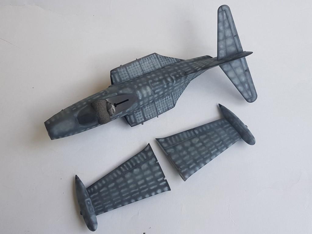 Grumman F9F-3 Panther (Trumpeter 1/48) F9f-0610