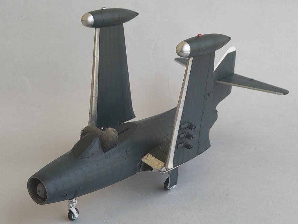 Grumman F9F-3 Panther (Trumpeter 1/48) F9f-3210