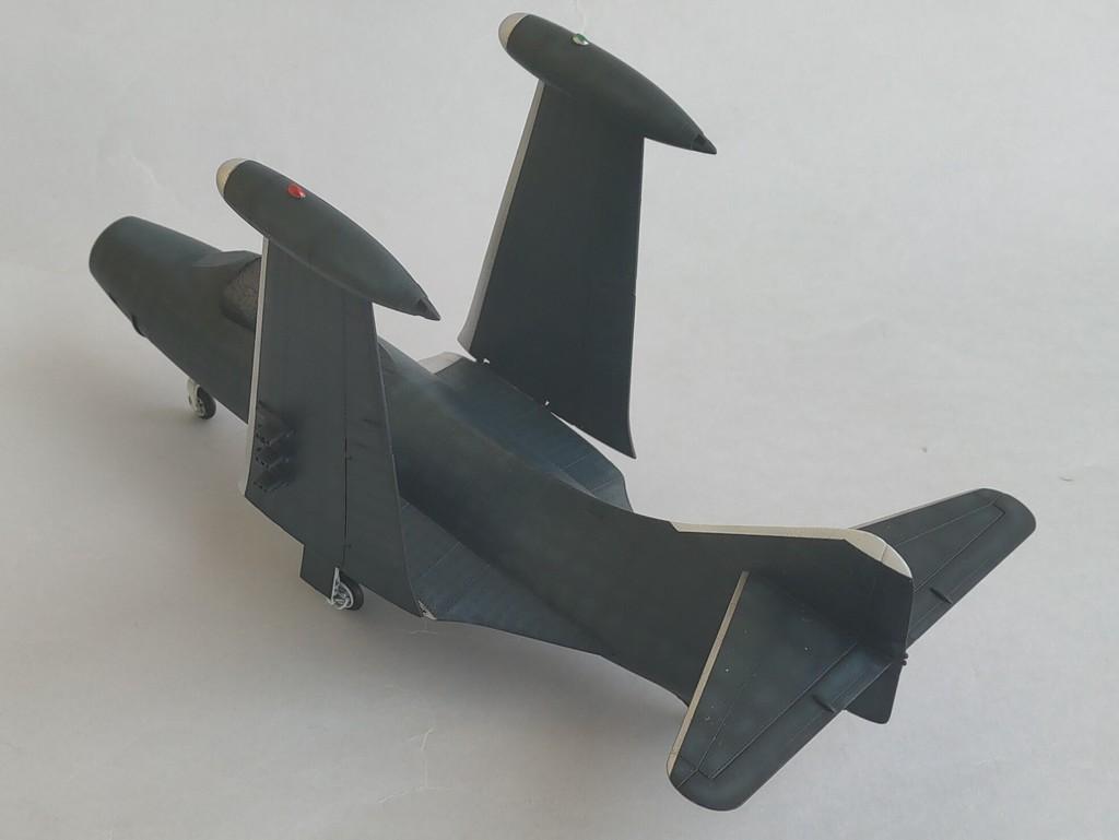 Grumman F9F-3 Panther (Trumpeter 1/48) F9f-3310