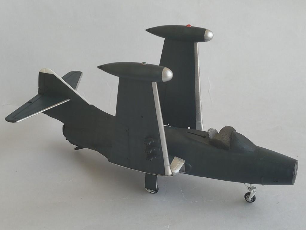 Grumman F9F-3 Panther (Trumpeter 1/48) F9f-3410