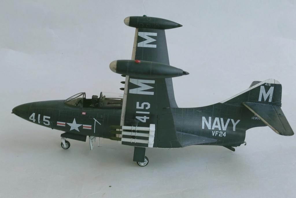 Grumman F9F-3 Panther (Trumpeter 1/48) F9f-4310