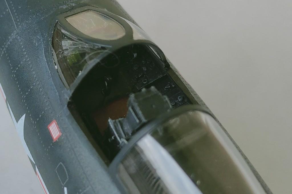 Grumman F9F-3 Panther (Trumpeter 1/48) F9f-4610