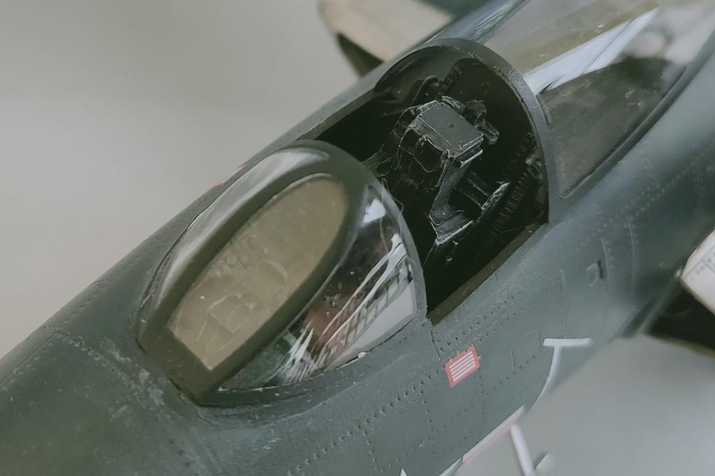 Grumman F9F-3 Panther (Trumpeter 1/48) F9f-4710