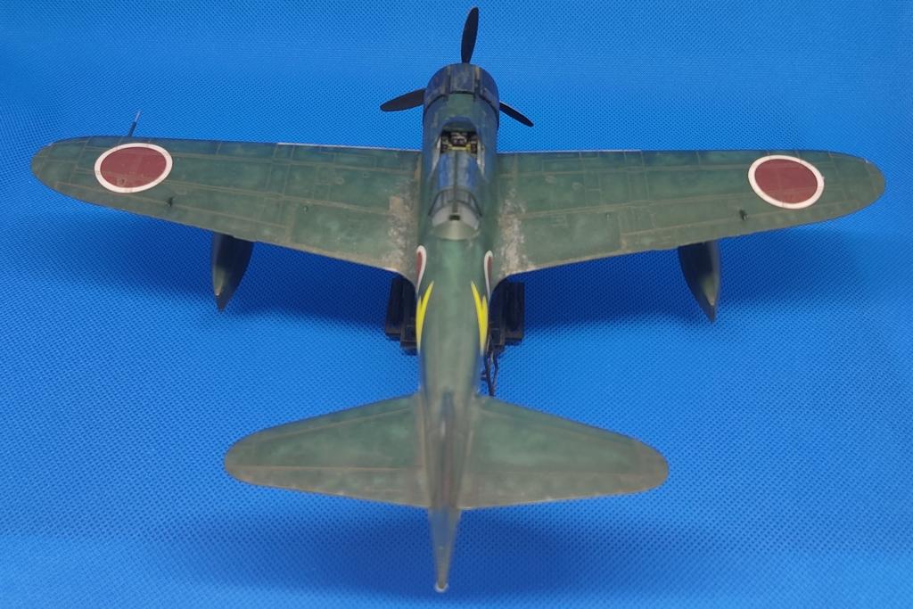 Nakajima A6M2-N Rufe Hasegawa