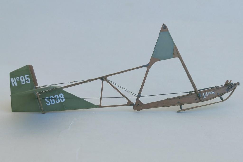 Planeur SG38 français (Special Hobby au 1/48) Sg3010