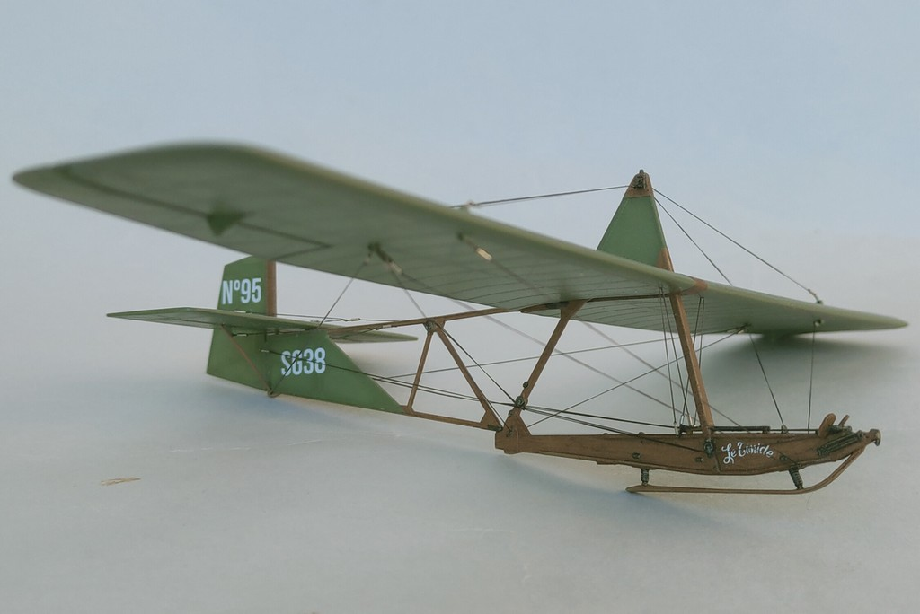 Planeur SG38 français (Special Hobby au 1/48) Sg4610