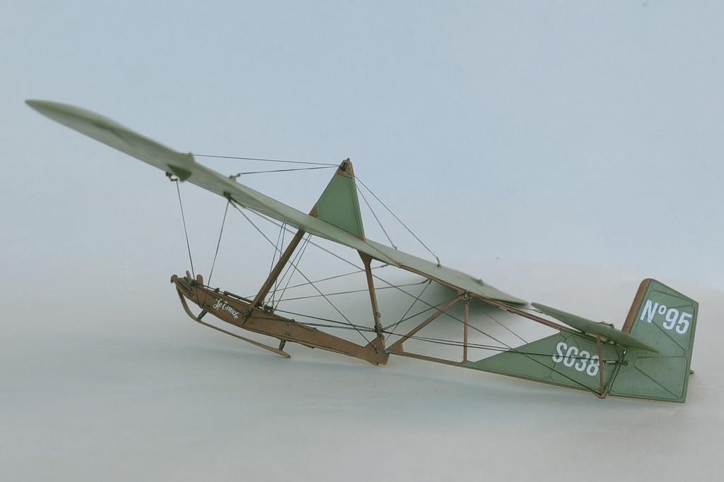 Planeur SG38 français (Special Hobby au 1/48) Sg4810