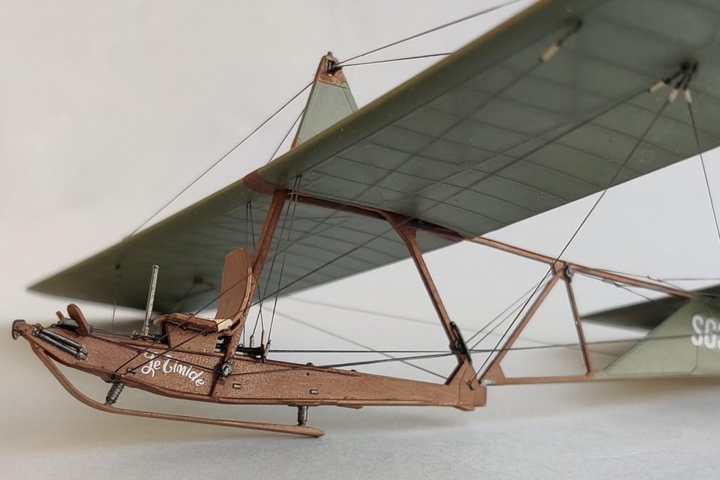 Planeur SG38 français (Special Hobby au 1/48) Sg7010