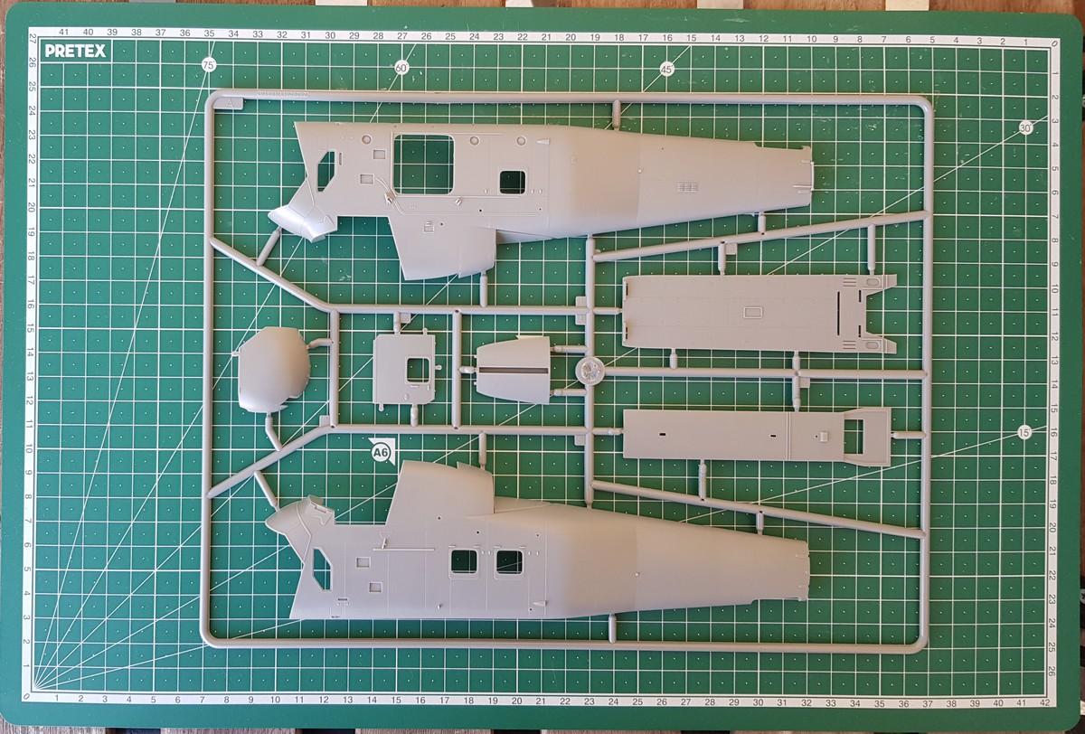 Sikorsky UH-34D Seahorse (Gallery Models/MRC 1/48) Uh0110