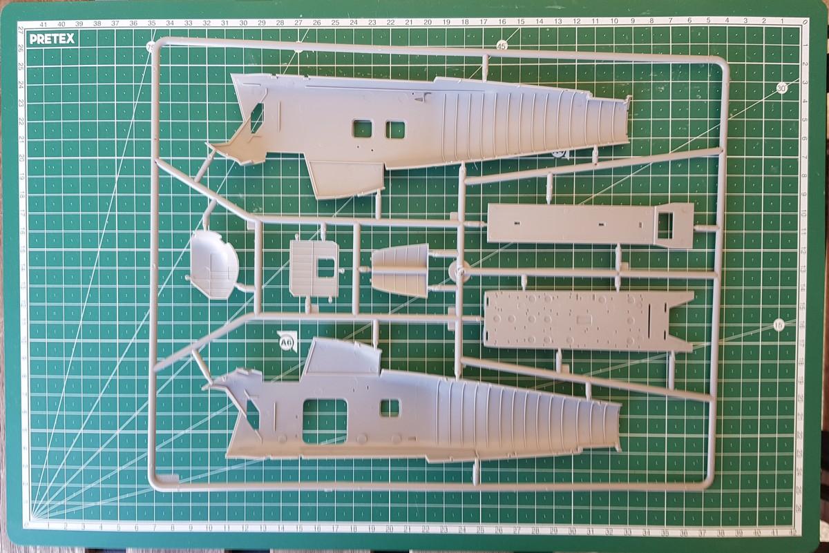 Sikorsky UH-34D Seahorse (Gallery Models/MRC 1/48) Uh0210