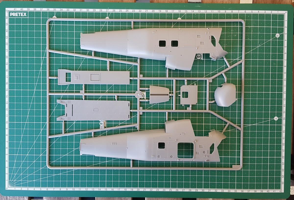Sikorsky UH-34D Seahorse (Gallery Models/MRC 1/48) Uh0310