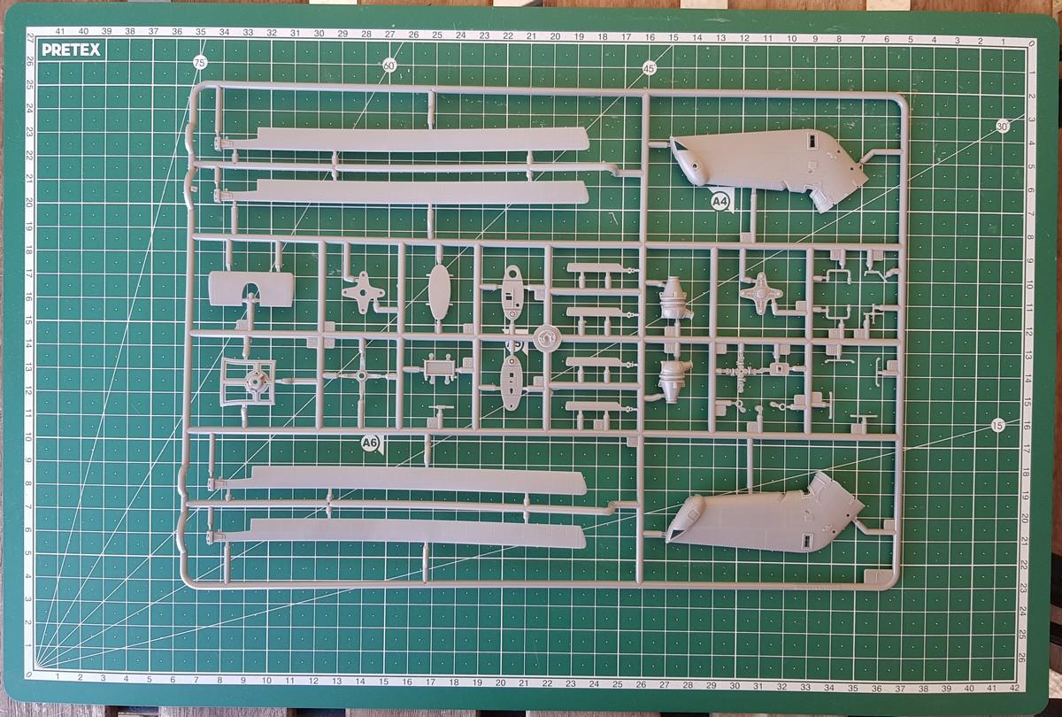 Sikorsky UH-34D Seahorse (Gallery Models/MRC 1/48) Uh0510