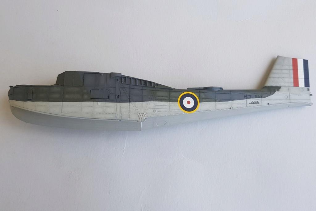Supermarine Walrus Airfix au 1/48 Walrus22