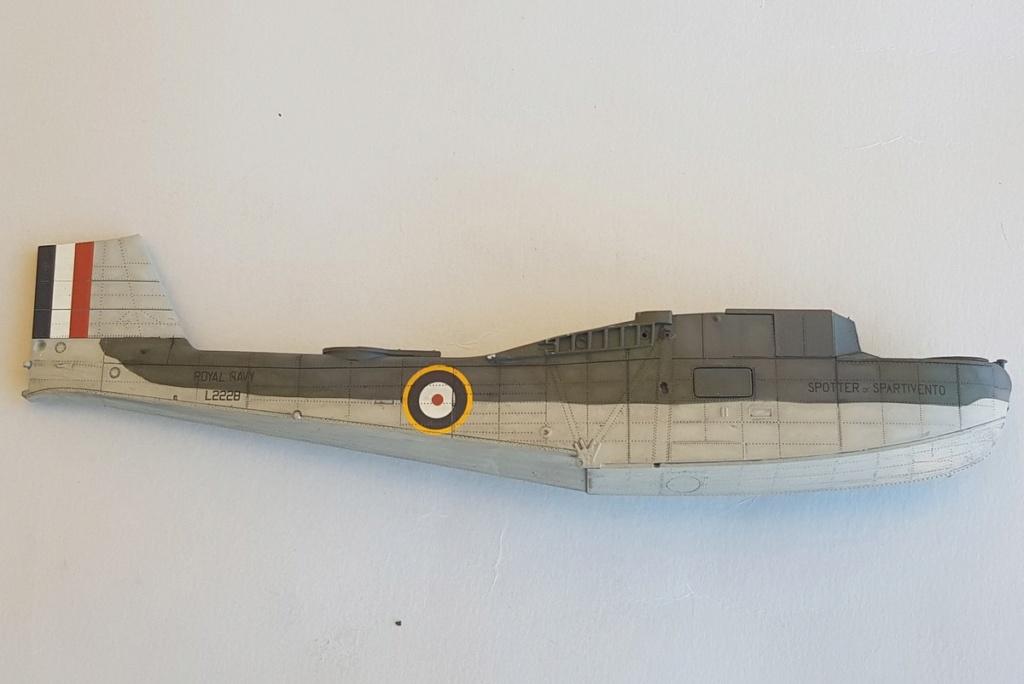 Supermarine Walrus Airfix au 1/48 Walrus23