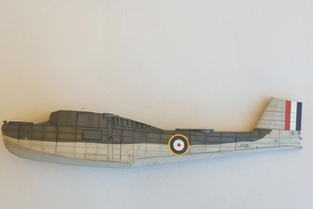 Supermarine Walrus Airfix au 1/48 Walrus25